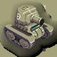 Значок Tankr LVL 2