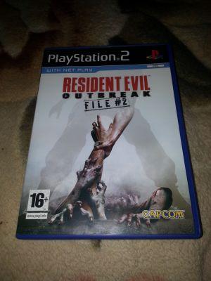 Resident Evil: OutBreak. File 2