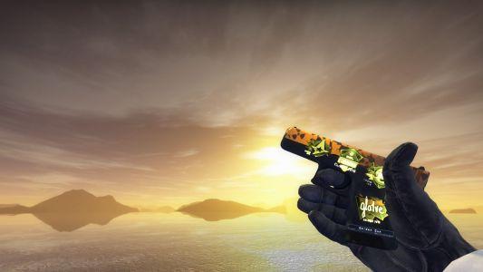 Сувенирный Glock-18 | Реактор (FT)