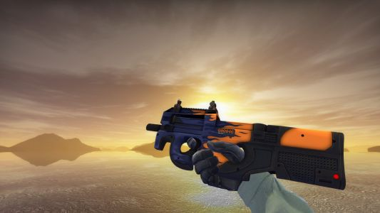StatTrak™ P90 | Воин дорог (FN)