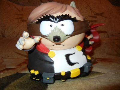 Фигурка Енота из игры South Park: TFBW