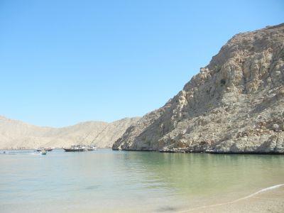 Оманский Залив