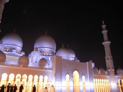 Мечеть Заида