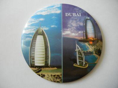 Панорамный магнитик. Дубай