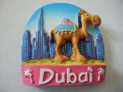 Магнитик Дубай и Верблюд.