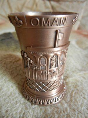 Сувенирный Бокал из Омана