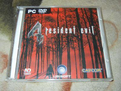 Resident Evil 4. PC