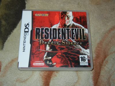 Resident Evil Deadly Silence DS