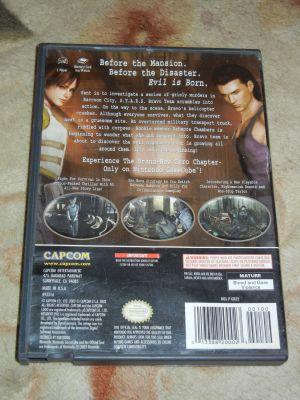 Resident Evil Zero для GameCube