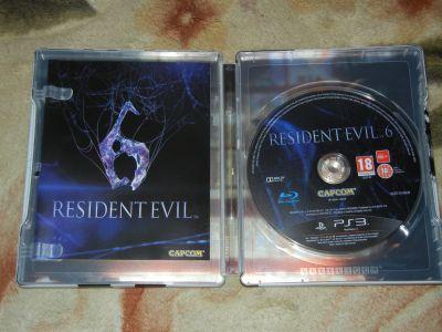 Resident Evil 6 SteelBook Ps3