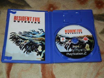 Resident Evil Outbrak PS2