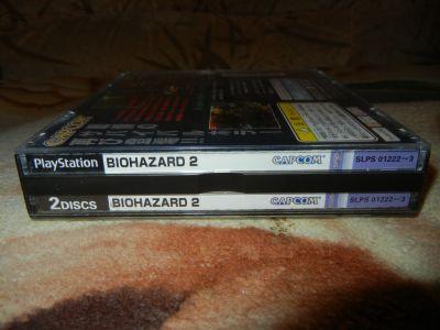 Корешок. Biohazard 2 Resident Evil