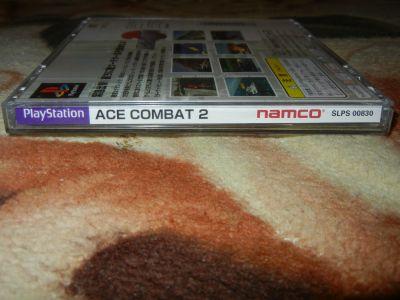 Корешок Ace Combat 2