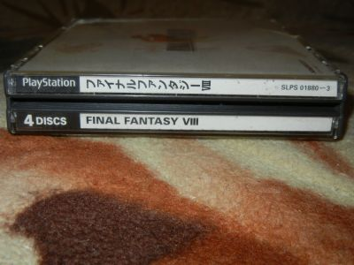 Корешок. Final Fanatsy VII
