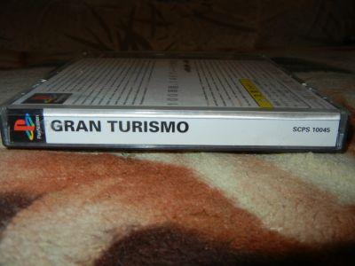 Корешок Gran Turismo