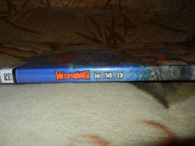 Worms W.M.D. Корешок
