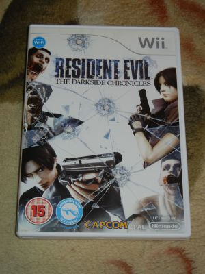 Resident Evil: The Darkside Chronicless