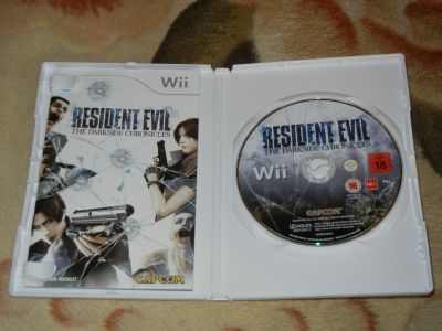 Resident Evil: The Darkside Chronicless. Мануал
