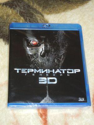 Терминатор Генезис 3D BluRay