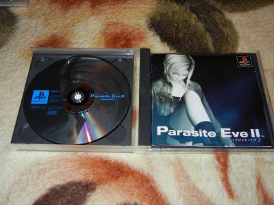 Parasite Eve  с мануалом