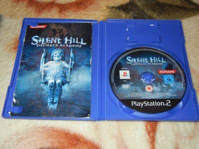 Silent Hill: Shattered Memories с мануалом