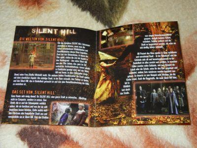 Silent Hill Фильм Мануал
