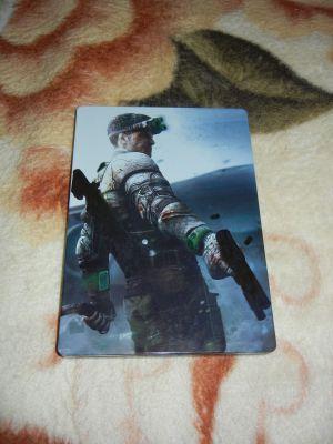 Splinter Cell: Black List SteelBook