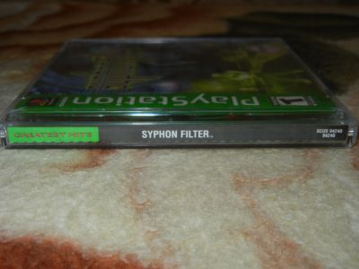 Syphon Filter корешок