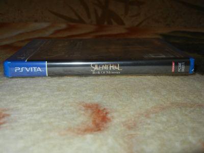 Silent Hill: Book of Memories корешок