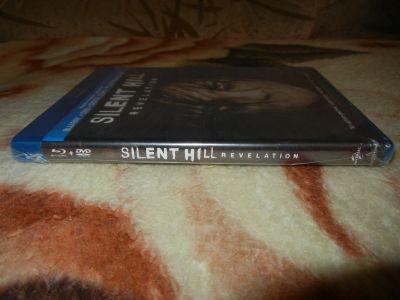 Silent Hill: Revelations корешок