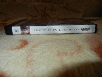 Resident Evil: Vendetta корешок