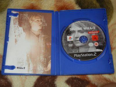 Silent Hill 2 с мануалом