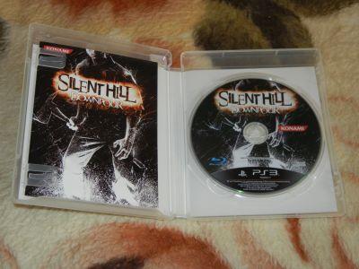 Silent Hill: Downpoor с мануалом
