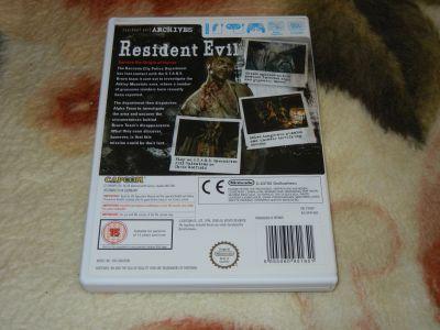 Resident Evil: Archives Wii