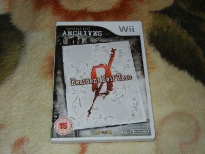 Resident Evil: Archives Zerro Wii