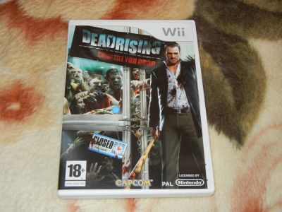 Dead Rising: Chop Till You Drop Wii