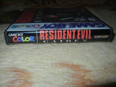 Resident Evil: Gaiden корешок