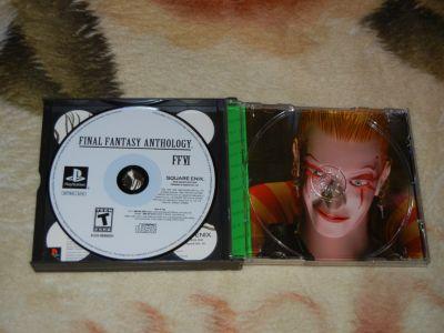 Final Fantasy V-VI (Anthology)