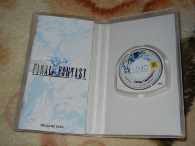 Final Fantasy 1 с мануалом