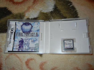 Final Fantasy IV с мануалом