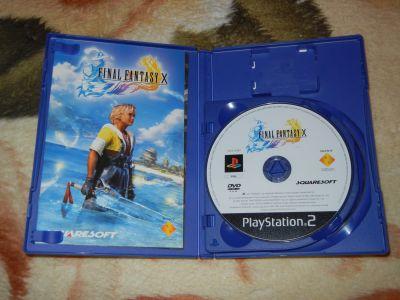 Final Fantasy X с мануалом