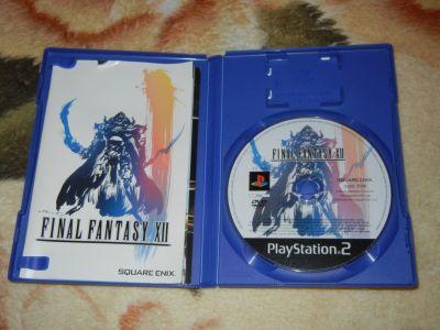 Final Fantasy XII с мануалом