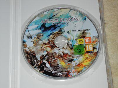 Final Fantasy XIV диск