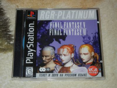Final Fantasy V-VI