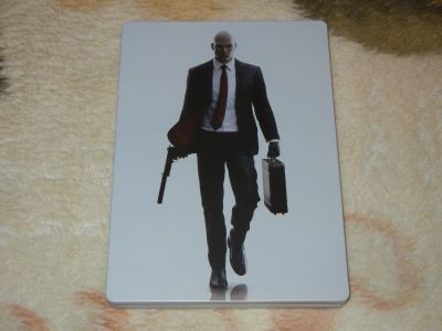 Hitman 2018 PC SteelBook