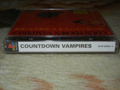 Countdown Vampires с корешком