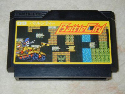 Battle City NES