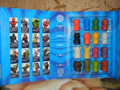 Marvel Стиратели