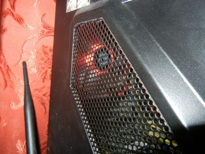 Корпусный LED кулер