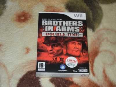 Brothers in Arms WIi